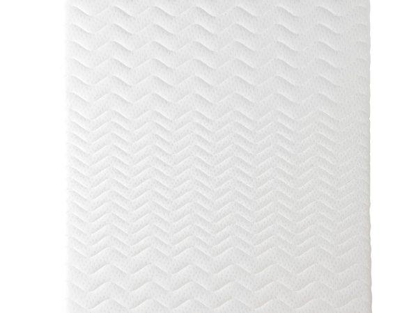 Colchón de látex 100% natural con densidad de 64kgs. Firmeza media