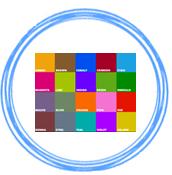 Gama de colores disponibles VARIEDAD DE COLORES