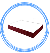 Platabanda de un colchón, caracteristicas
