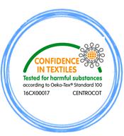 certificado textiles de confianza no nocivos para la salud del ser humano