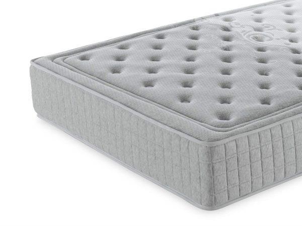 modelo confort plus, muelles ensacados, viscoelastico, mejor precio y mayor calidad, suavidad ,acabados de calidad, descanso reparador, descanso