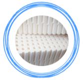colchon latex 100% natural