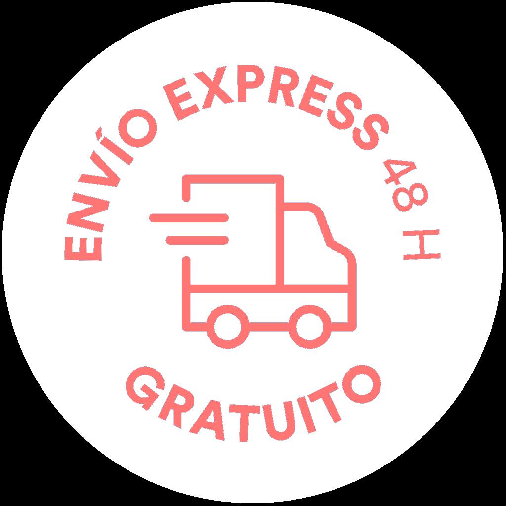 Envío express 48h gratuito