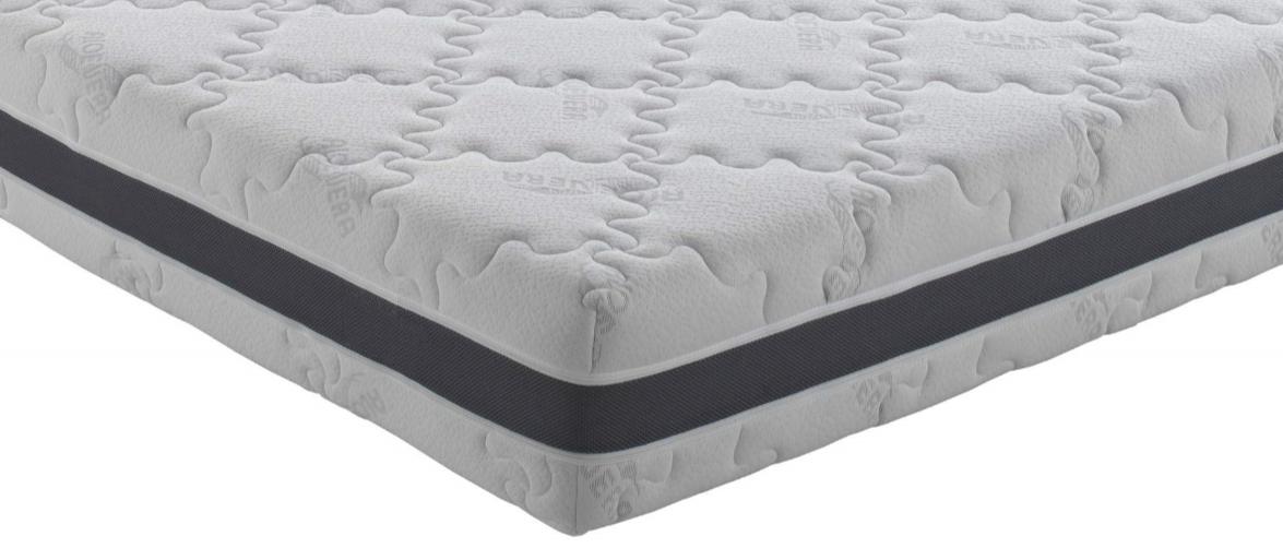 Colchón visco elástico gran confort y comodidad ahorro mejor precio garantizado acolchado transpirable desenfundable ignífuga aloe vera firmeza media