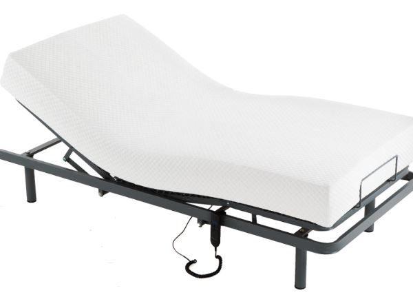Pack Odín con somier eléctrico a motor max colchón foto